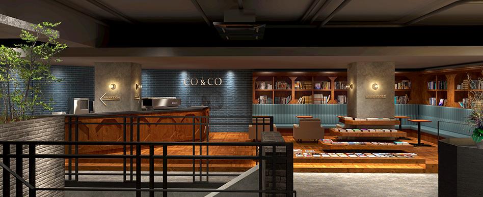 The World Lounge Co&Co Kyoto がオープンします!