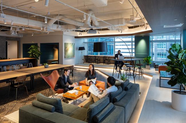 シンガポールのコワーキングスペース「One&Co」が偶発的なビジネス機会をデジタル上で再現するフィジタルオフィス構想「IDOVATAR」の実証実験を開始